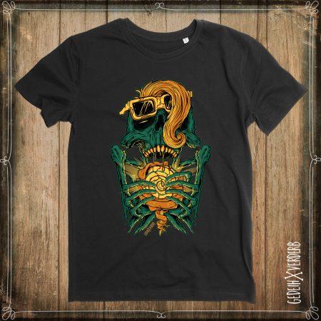 """T-Shirt """"Candy Skull"""" Herren"""
