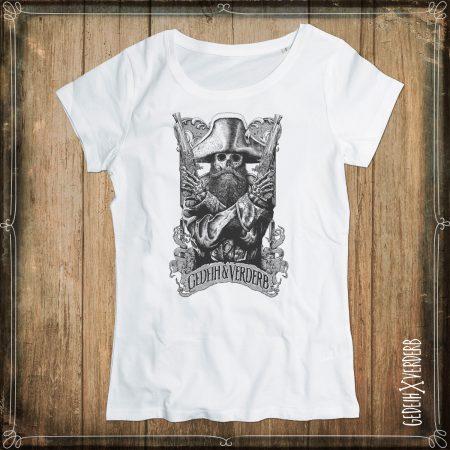 "T-Shirt ""Cursed Pirates"" Damen"