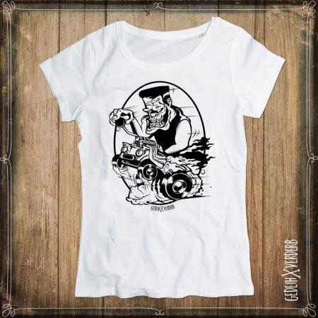 """T-Shirt """"Frank Rod"""" Damen"""