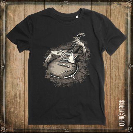 "T-Shirt ""Guitarzombie"" Herren"
