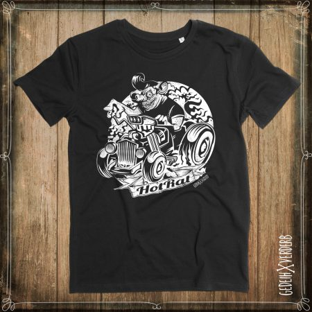 "T-Shirt ""Hot Rat"" Herren"
