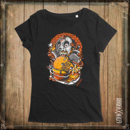 """T-Shirt """"Little Jason"""" Damen"""