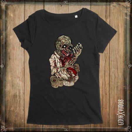 "T-Shirt ""Scherenzunge"" Damen"