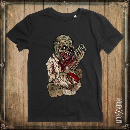 """T-Shirt """"Scherenzunge"""" Herren"""