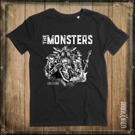 "T-Shirt ""The Monsters"" Herren"
