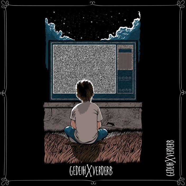 """""""TV Child"""" Motiv"""
