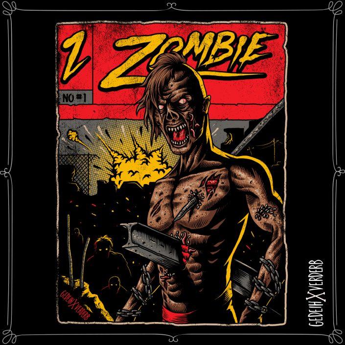"""""""Zombie Master"""" Motiv"""